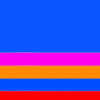 Bleu multi (66)